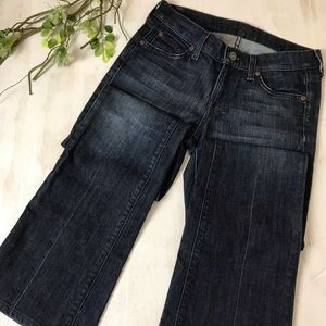 7 For All Mankind High Rise Bootcut Jeans Size 26